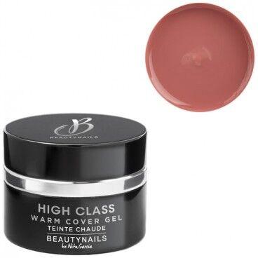 Beauty Nails Gel high class 3en1 warm beige abricot 5g Beauty Nails GHCW05-28