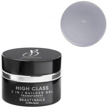 Beauty Nails Gel high class 3en1 transparent 05g Beauty Nails GHC105