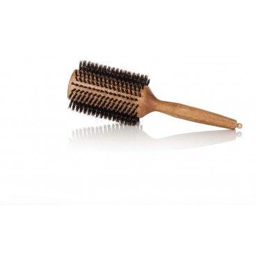 Beauty Coiffure Brosse en bois de frêne Natural wood ø 75mm