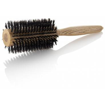 Beauty Coiffure Brosse en bois de frêne Natural wood ø 60mm
