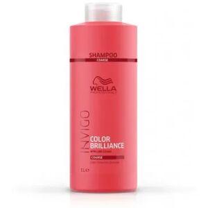 Wella Shampooing cheveux épais Invigo Color Brillance Wella 1L