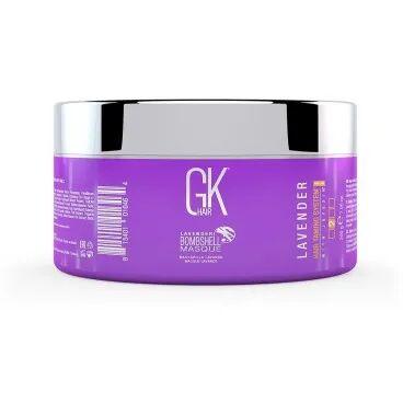Global Keratin Masque Bombshell repigmentant Lavender GK Hair 200 Gr