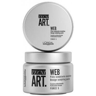 L'Oréal Professionnel Pâte Sculptante Tecni Art Web 150 ML