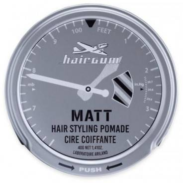 Hairgum Cire coiffante matifiante Matt Hairgum 40 Grs
