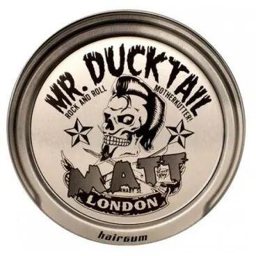 Hairgum Cire Coiffante Matt Mr Ducktail Hairgum 40 Grs