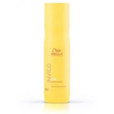 Wella Shampooing nettoyant après-soleil Invigo Sun Wella 250ML