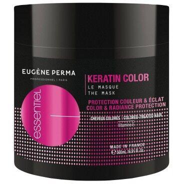 Eugène Perma Masque couleur Essentiel Keratin Color Eugène Perma 500ML