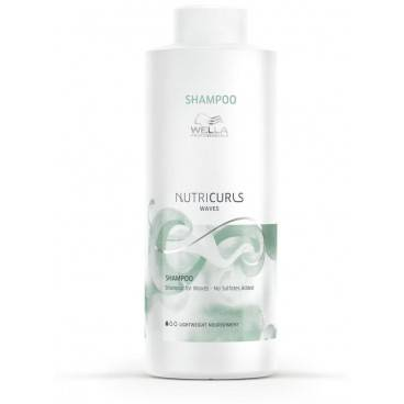 Wella Shampooing cheveux ondulés Nutricurls Wella Care 1L