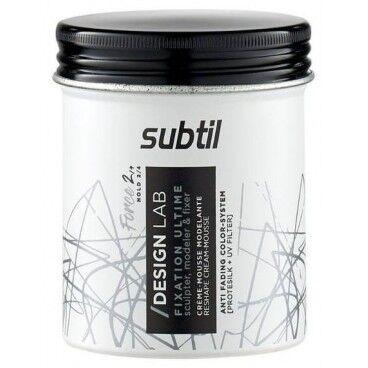 Subtil Crème Mousse Modelante Subtil Design Lab 100 ML