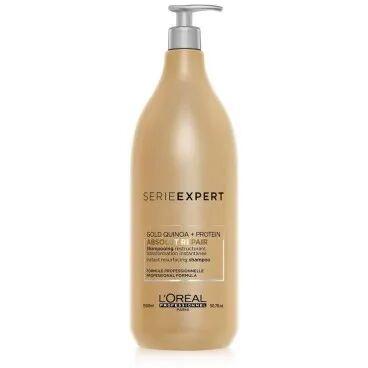 L'Oréal Professionnel Shampooing Reconstructeur Absolut Repair Gold 1,5L