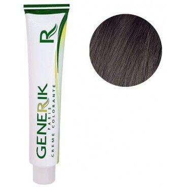 Generik Générik Coloration sans amoniaque N°5.12 Chatain Clair Cendré Irisé 100 ML