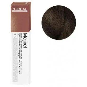 L'Oréal Professionnel Coloration Majirel n°5.35 châtain clair doré acajou 50ML
