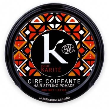 K pour Karité Cire coiffante K POUR KARITE 40g