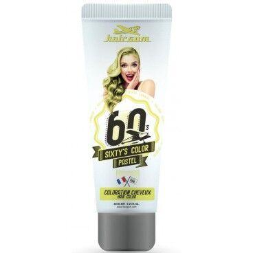 Hairgum Crème colorante Sixty's Color - Yellow sunrise HAIRGUM 60ML