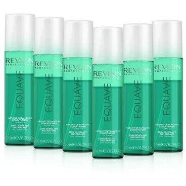 REVLON Pack 6 Sprays Revlon Equave Cheveux Fins 200 ML