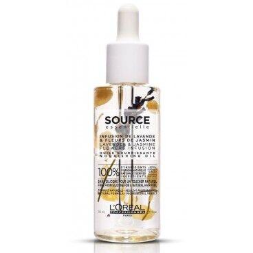 L'Oréal Professionnel Huile à l'infusion de Lavande et fleur de Jasmin Source Essentielle 70ML