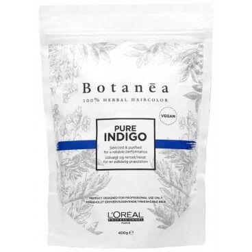 L'Oréal Professionnel Coloration professionnelle Botanea 100% végétale Pure Indigo 400Grs