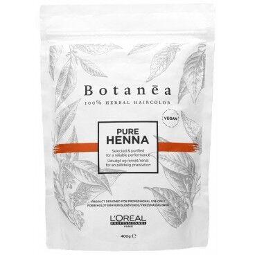 L'Oréal Professionnel Coloration professionnelle Botanea 100% végétale Pure Henna 400Grs