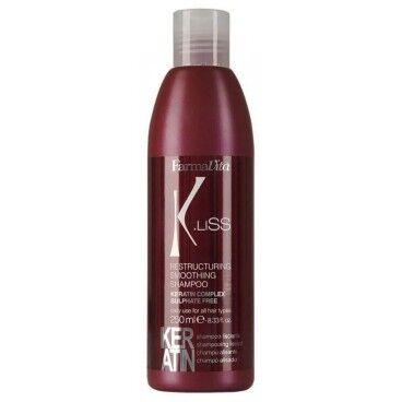 Farmavita Shampoing après-lissage K-liss keratine FARMAVITA 250ML