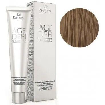 Fauvert Professionnel Crème de coloration Age Defi Technologie 8/23 Blond clair irisé doré 100ML