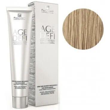 Fauvert Professionnel Crème de coloration Age Defi Technologie 9/13 Blond très clair cendré doré 100ML
