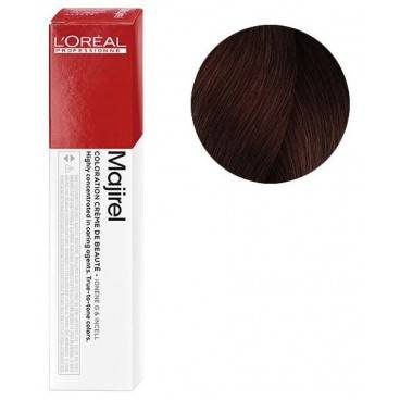 L'Oréal Professionnel Coloration Majirel n°4.56 châtain acajou rouge 50ML