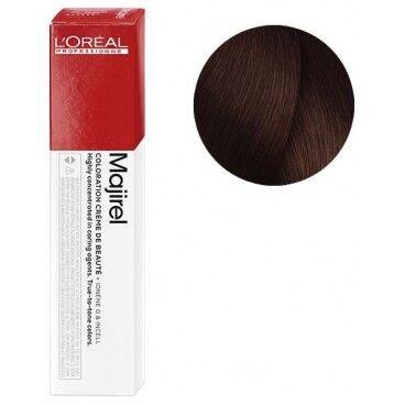 L'Oréal Professionnel Coloration Majirel n°5.5 châtain clair acajou 50ML