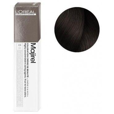 L'Oréal Professionnel Coloration Majirel n°5.15 châtain clair cendré acajou 50ML