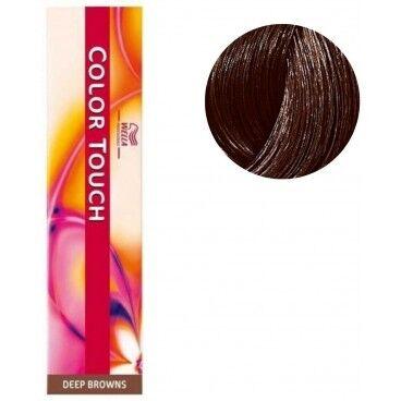 Wella Coloration Color Touch Deep browns n°5/73 châtain clair marron doré Wella 60ML