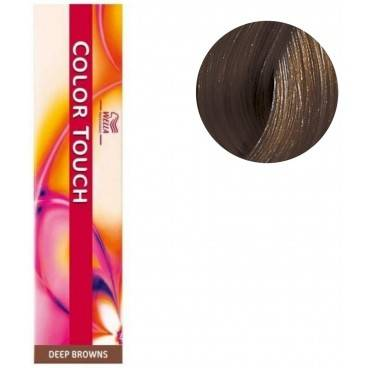 Wella Coloration Color Touch Deep browns n°6/71 blond foncé marron froid Wella 60ML
