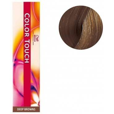 Wella Coloration Color Touch Deep browns n°7/71 blond marron froid Wella 60ML