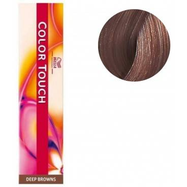 Wella Coloration Color Touch Deep browns n°7/75 blond marron acajou Wella 60ML
