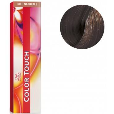 Wella Coloration Color Touch Deep browns n°5/97 châtain clair fumé marron Wella 60ML