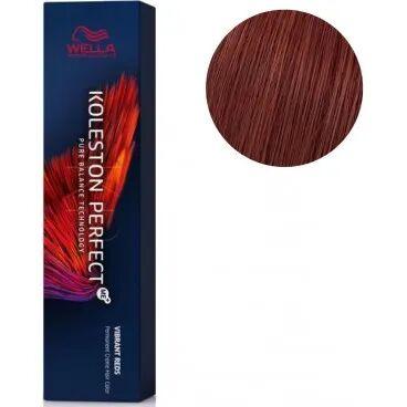 Wella Koleston Perfect ME+ Rouge Vibrant 5/43 Châtain clair cuivré doré 60ml