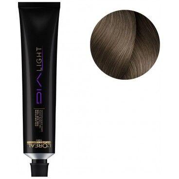 L'Oréal Professionnel Coloration Dialight n°7.01 blond naturel glacé 50ML