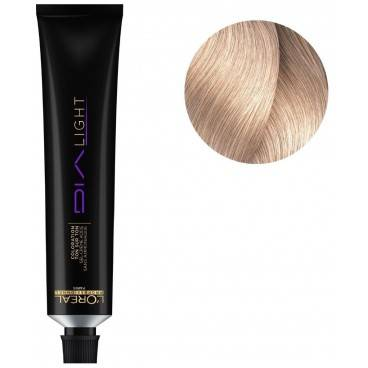 L'Oréal Professionnel Coloration Dialight n°10.02 milkshake naturel nacré 50ML