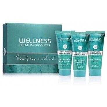 Wellness Kit de voyage Hydratation Wellness 3x50ML