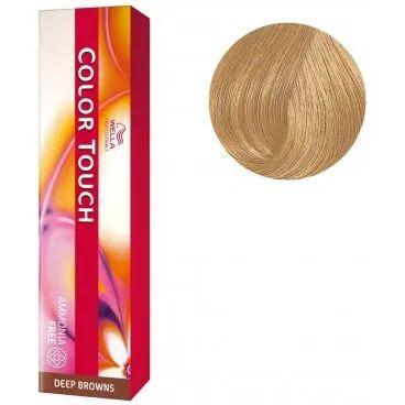 Wella Coloration Color Touch Deep browns n°9/73 blond très clair marron doré Wella 60ML