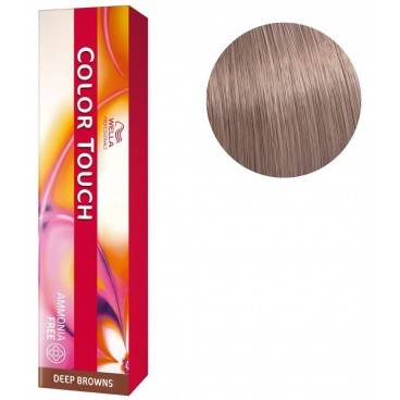 Wella Coloration Color Touch Deep Browns n°9/75 blond très clair marron acajou Wella 60ML