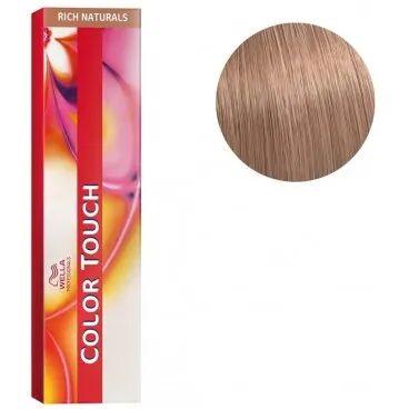 Wella Coloration Color Touch Rich Naturals n°8/35 blond clair doré acajou Wella 60ML