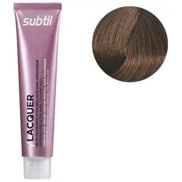 Subtil Coloration /Lacquer n°7-74 blond marron cuivré Subtil 60ML