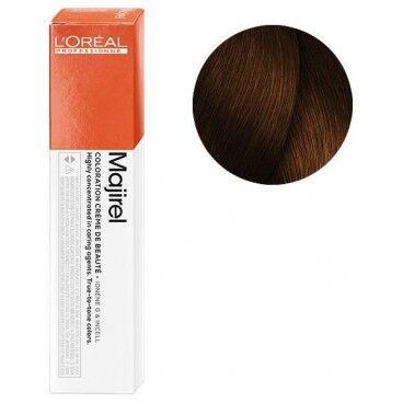 L'Oréal Professionnel Coloration Majirel n°4.45 châtain cuivré acajou 50ML