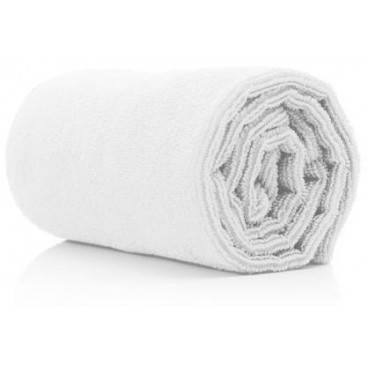 Perfect Beauty 10 serviettes microfibres blanches 73x40cm
