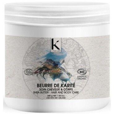 K pour Karité Beurre de karité K pour Karité 200g