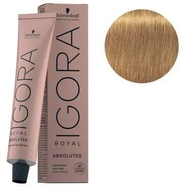Schwarzkopf Igora Royal Absolutes 9-60 Blond Très Clair Marron Naturel 60 ML