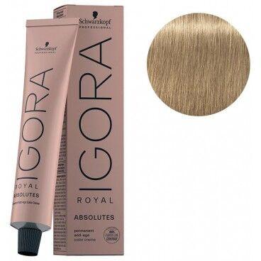Schwarzkopf Igora Royal Absolutes 9-40 Blond Très Clair Beige Naturel 60 ML