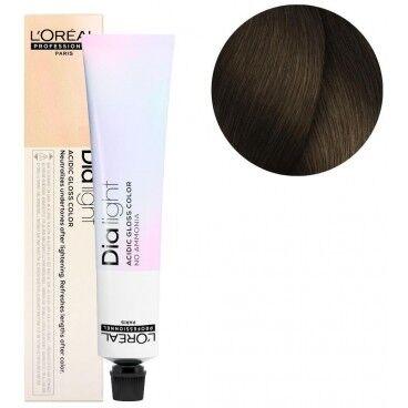 L'Oréal Professionnel Coloration Dia Light n°6.3 blond foncé doré L'Oréal Professionnel 50ML