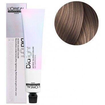 L'Oréal Professionnel Coloration Dia Light n°8.21 blond clair irisé cendré L'Oréal Professionnel 50ML