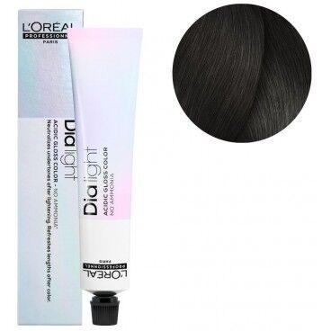 L'Oréal Professionnel Coloration Dia Light n°5.11 châtain clair cendré profond L'Oréal Professionnel 50ML