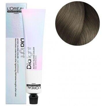L'Oréal Professionnel Coloration Dia Light n°7.01 blond naturel glacé L'Oréal Professionnel 50ML